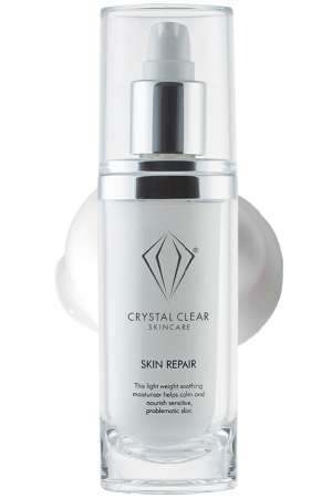 Skin Repair Moisturiser - Crystal Clear