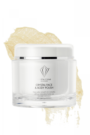 Crystal Face & Body Polish